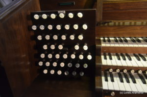Registros - Órgano Hook - Cathedral de Boston - Massachusetts