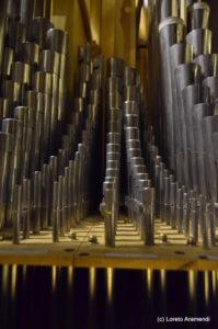 Interior 6 - Órgano Acitores - Orio