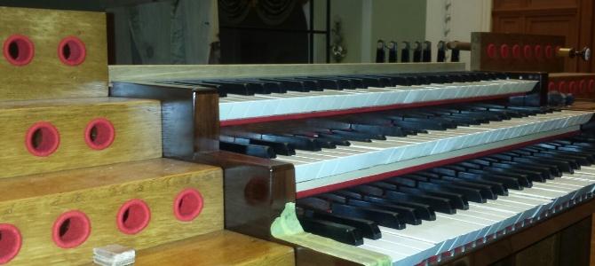 Restauración del órgano A. Cavaillé-Coll – Conservatorio de Moscú – Julio 2016