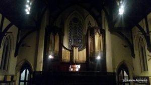 Órgano Forster & Andrews (1882) - Iglesia Metodista - Buenos aires