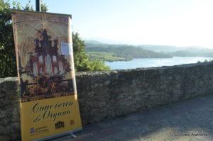 Cartel del concierto - San Vicente de la Barquera