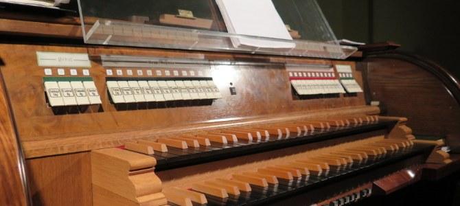 Concert à l'église de «La Milagrosa» – Teruel – Octobre 2016