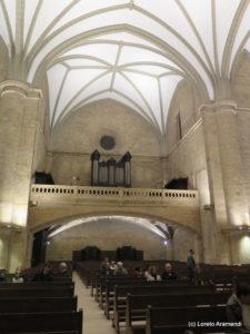 Irun - Iglesia del Junkal - órgano Cavaillé-Coll