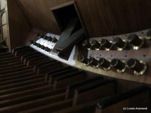 Santa Rita Organ - Pedal