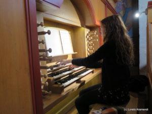 Loreto Aramendi - Orgue Quoirin - Sanary sur mer