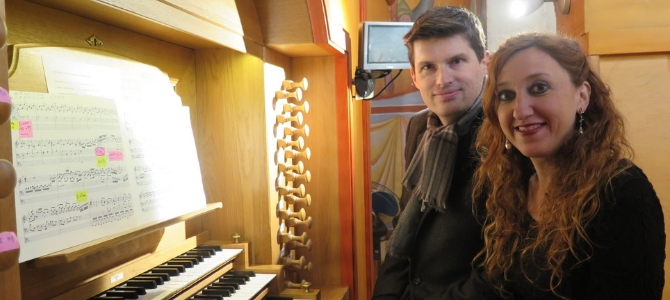 Konzert in der Pfeifenorgel von Quoirin (2009) – Sanary sur mer (FR) – Dezember 2016