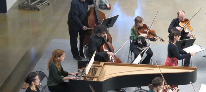 Konzert – Kammermusik – Tabakalera – San Sebastian – Februar 2017