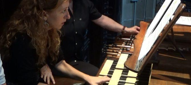 Konzert in der Orgel Aristide Cavaillé-Coll (1863) – Basilika Santa María del Coro – San Sebastián – Mai 2016