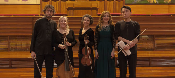 Konzert – Matinées – Die Kunst des Fliegens – San Sebastian – März 2017
