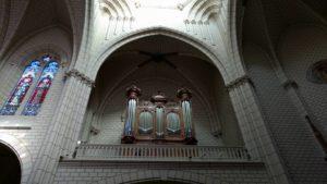 Órgano Mutin-Cavaillé-Coll - Madrid