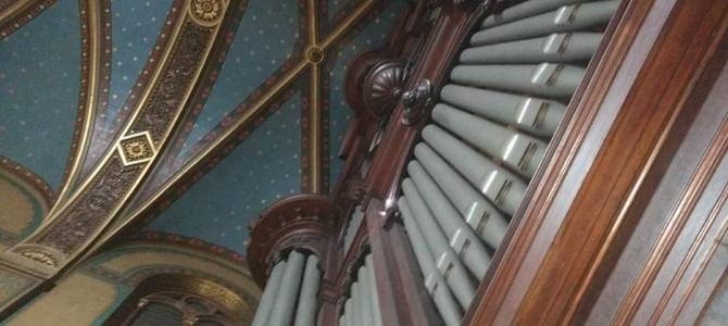 Concierto al órgano Cavaillé-Coll (1880) de Saint François de Sales- Lyon – Mayo 2017