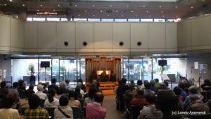 Public - Concert - Hokutopia Hall - Loreto Aramendi
