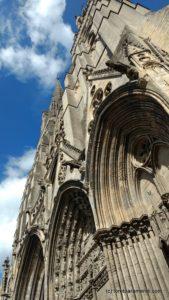 Facade -Cathédrale de Bayeux