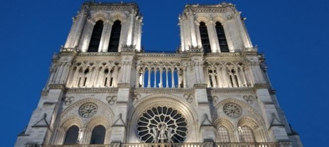Concert at the Cavaillé-Coll (1868) pipe organ – Cathedral Notre Dame de Paris – July 2017