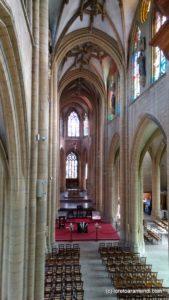 Cathédrale de Charleville - Orgue - Intérieur