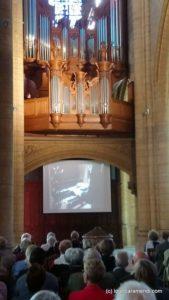 Cathédrale de Charleville - Orgue - Public