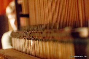Spanish Aristide Cavaillé-Coll pipe organ - Conexion- Basilica Santa Maria - San Sebastian - Basque country - Spain