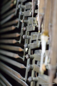Spanish Aristide Cavaillé-Coll pipe organ - Tracker- Basilica Santa Maria - San Sebastian - Basque country - Spain