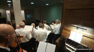 Coro Goratzar - Pedro Miguel Aguinaga - Loreto Aramendi