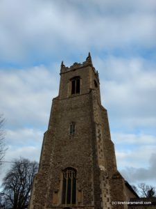 Iglesía de Aalburg, Inglaterra