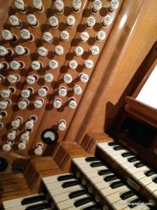 Registros - Órgano - Catedral de Norwich