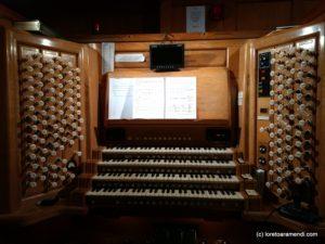 Consola - Órgano - Catedral de Norwich