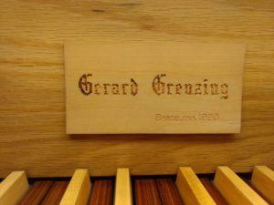 Órgano Grenzing - Auditorio Nacional - Firma zoom