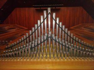 Órgano Grenzing - Auditorio Nacional - Trompetas