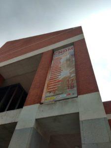 Auditorio Nacional - Fachada
