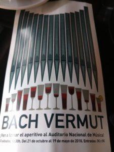 Cartel Bach Vermut