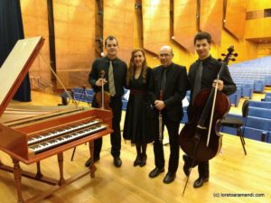 Groupe musique ancienne - Bilbao
