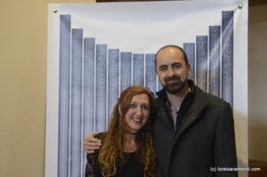 Loreto Aramendi - Daniel Oyartzabal