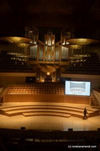 Loreto Aramendi - Saludos - Auditorium Nacional - Madrid