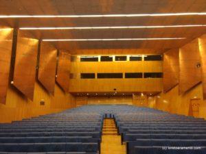 Palacio Euskalduna - Bilbao - Sala de Música de Camara