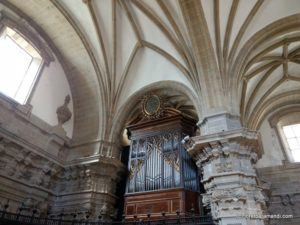 Coro - Órgano Cavaillé-Coll - Santa Maria - San Sebastián