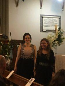 Alexandra Aidonopoulou y Loreto Aramendi3
