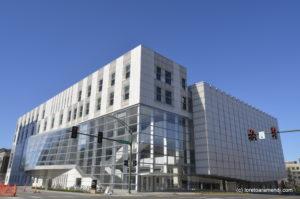 Voxman building, School of Music, Iowa City
