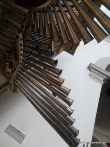 Organo San Andres - Valladolid -