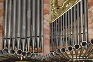 Organo San Andres - Valladolid