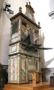 Organo San Andres - Valladolid - Wikipedia
