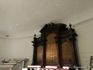 Pipe Organ - Plymouth church - Brooklyn