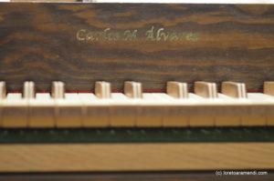 Órgano de Caspe - Carlos Alvarez