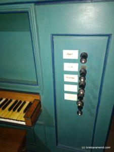 Concierto de órgano - Tenerife - Loreto Aramendi