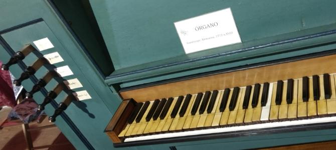 Organ concert at the San Juan La Orotava church – Tenerife – June 2018