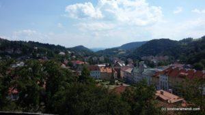 Concierto de órgano en el castillo de Kremnica - Loreto Aramendi