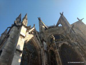 Collegiale Mantes La Jolie - France