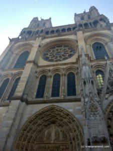 Colegiata Mantes La Jolie - Francia