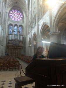 Loreto Aramendi - Console Cogez - Mantes La Jolie