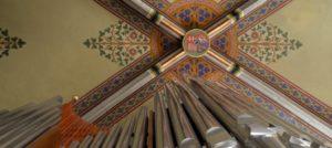 Kremnica - organ concert - Loreto Aramendi - Slovaquia