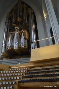 Organ Festival - Reykjavik - Iceland - Loreto Aramendi